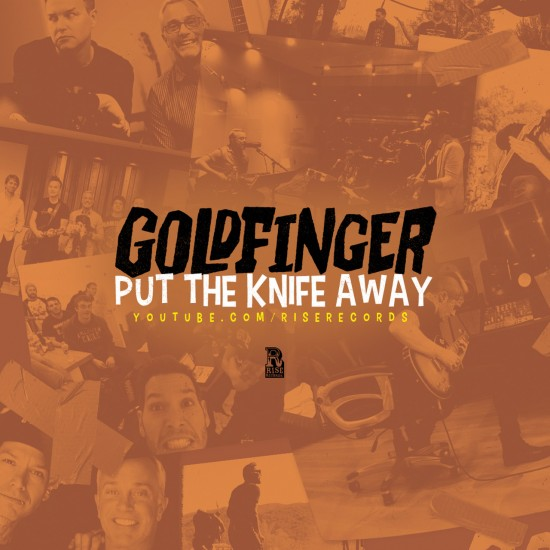Goldfinger Put The Knife Away Official Lyric Video
