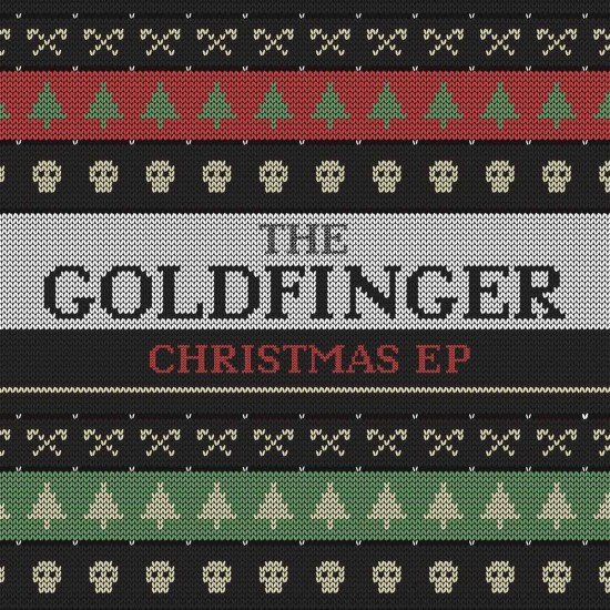 Goldfinger Christmas EP